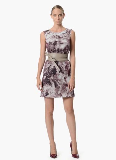 Network - Kolsuz Mini Elbise